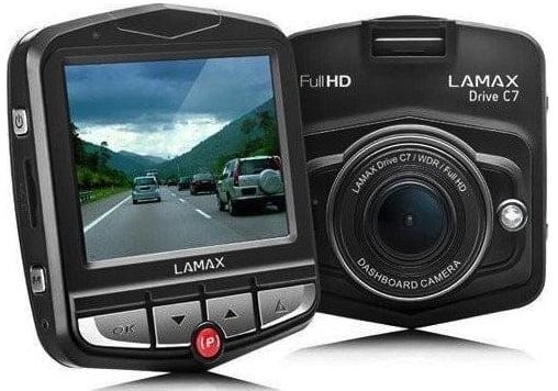 kamery samochodowe ranking