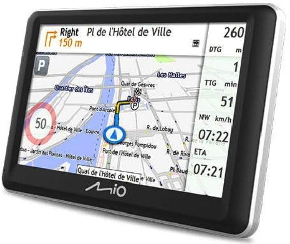 najlepsza nawigacja samochodowa z dożywotnią aktualizacją map