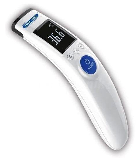 ranking termometrów bezdotykowych