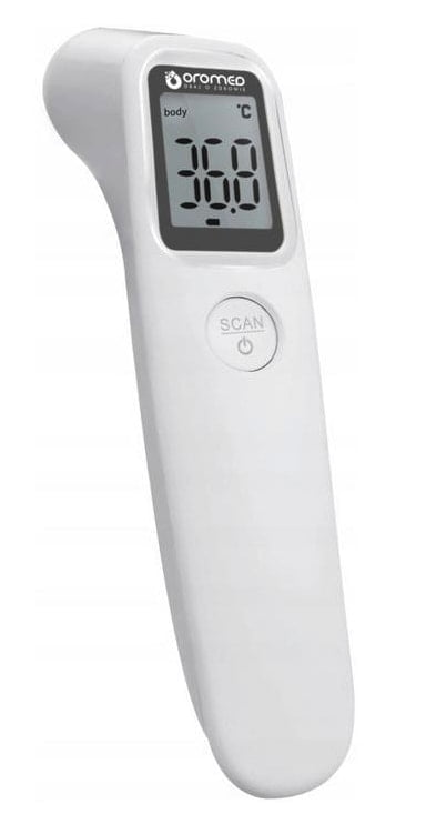 termometry bezdotykowe ranking