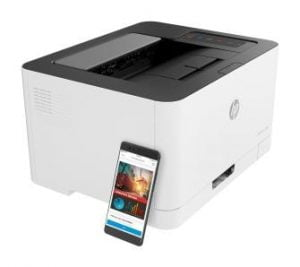 Drukarka HP Color Laser 150nw (4ZB95AB19)