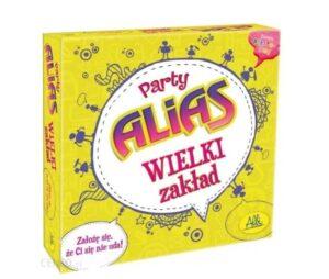 gra planszowa dla 11 latka albi party alias