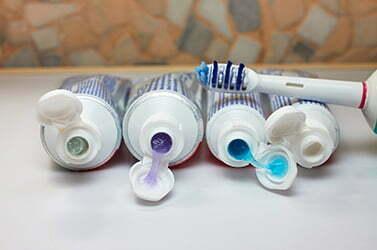 Ranking past do zębów