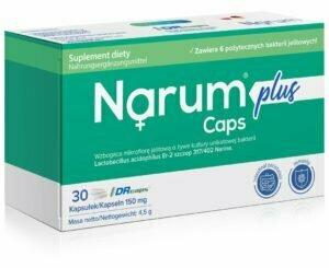 probiotyk narum caps plus