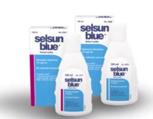 szampon przeciwłupieżowy Selsun Blue
