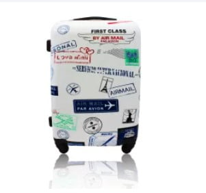 walizka podróżna Dubaj